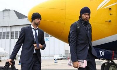 Les Parisiens sont arrivés à Zagreb