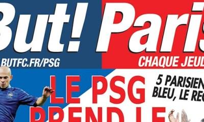 But! Paris : Le PSG prend le pouvoir !