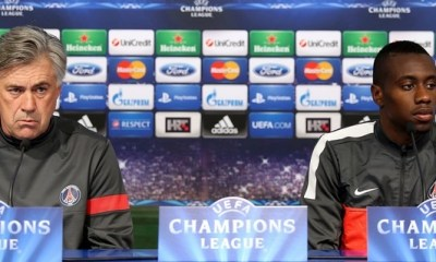 Ancelotti attend « un grand match » de Pastore