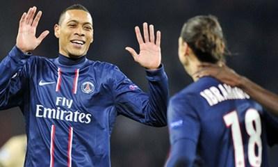Anciens - Guillaume Hoarau fait l'éloge d'Ibrahimovic !