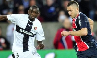 PSG - Rennes : La feuille de match
