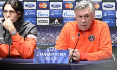 Ancelotti : « J'attends une bonne réaction »