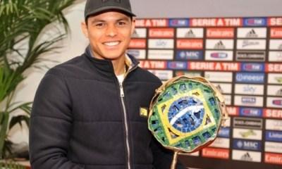 Samba d'Or 2012 : Nenê et T.Silva nominés