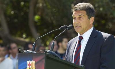 Laporta: «Barcelone et Paris se ressemblent»
