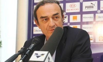 """Ligue 1 - Triaud apprécie le PSG qui """"n'écrase pas de sa richesse ses homologues"""", mais n'aimerait pas être champion en """"achetant le titre"""""""