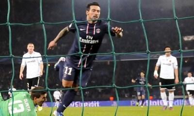 Mercato - Lavezzi un départ plutôt vers Tottenham ?