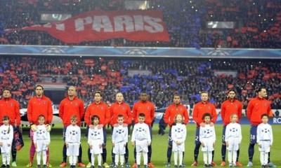 Olympiakos - PSG : la feuille de match