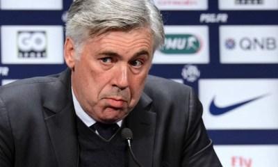 Ancelotti : « Tout le monde veut savoir, mais moi aussi »