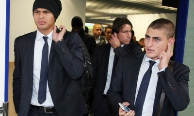 Thiago Silva croit en l'immense potentiel de Verratti
