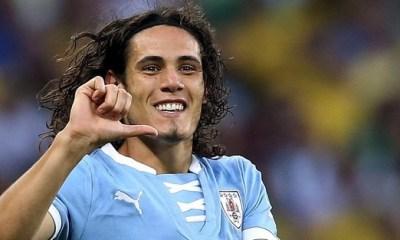 CM 2014 : L'Uruguay de Cavani battue par l'Equateur