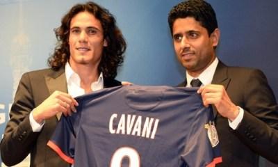 De Laurentiis dévoile le prix exact de Cavani