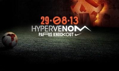Zlatan et Ongenda à un tournoi Nike à Paris ce jeudi