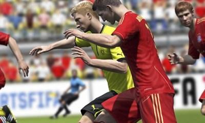 Le premier trailer de FIFA 14 sur XBOX One et PS4 !