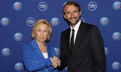 Le PSG officialise son partenariat avec Nivea Men