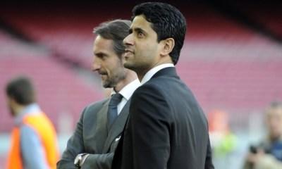 """Retour des Ultras au Parc """"Nasser Al-Khelaïfi a sollicité un rendez-vous auprès de Bernard Cazeneuve"""""""