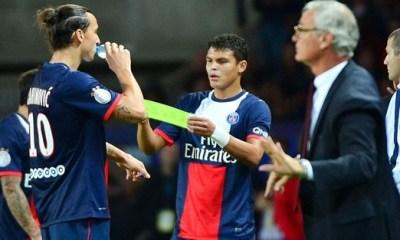 Thiago Silva devrait manquer Benfica et l'OM