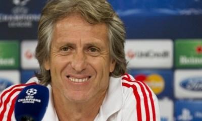 Jorge Jesus : « Le PSG, une équipe très forte qui peut gagner la LDC »