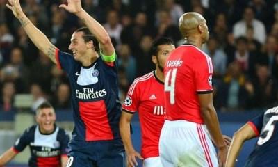 Club - Le Paris-Saint-germain contre Benfica et non Porto.