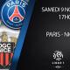 PSG - Nice : la feuille de match