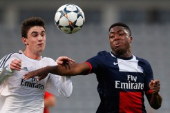 [U19] PSG - Real : La rencontre en images