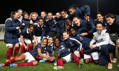 Les Bleues remportent le tournoi de Chypre !