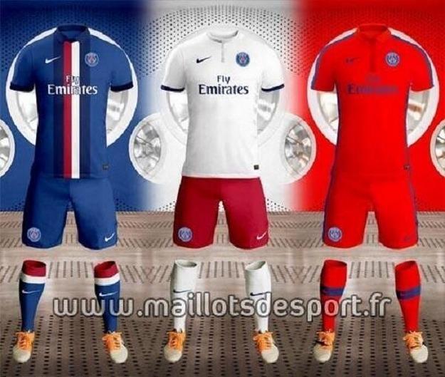 Pour le nouveau maillot du PSG, ça se précise !