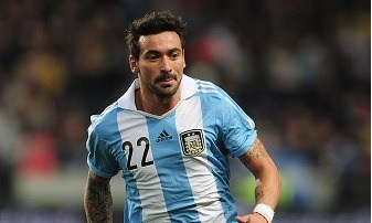 CM2014- Lavezzi s'impose avec l'Argentine, mais ne brille pas.
