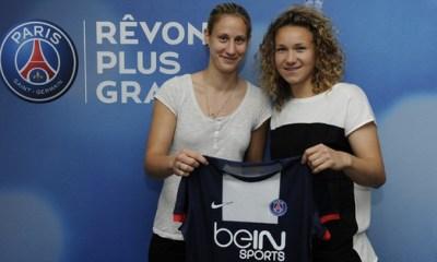Féminines - Henning quitte elle aussi le PSG