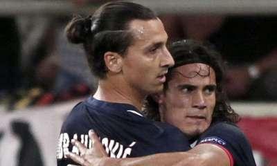 Le PSG plus impliqué, porté par le duo Cavani - Ibrahimovic, la nouvelle force d'après D. Bravo