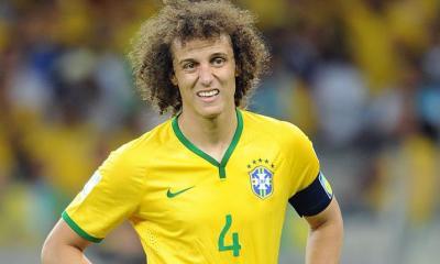 """David Luiz rêve de gagner une médaille aux JO, même si il n'a """"à ce jour aucune chance de jouer"""""""