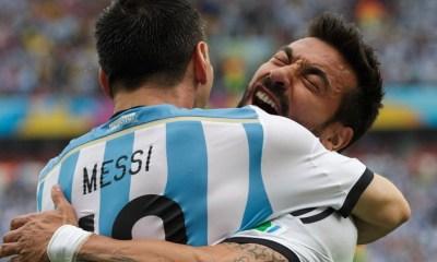 "PSG – Digne: Lavezzi ""à toi de marquer l'histoire"" en Copa America"