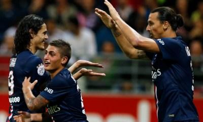 LDC - Zlatan Ibrahimovic remercie ses coéquipiers en Français
