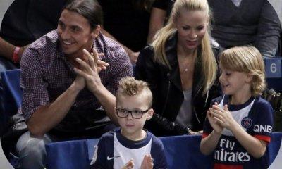 Ibrahimovic, ses fils ne doivent pas suivre le parcours d'Ibrahimovic