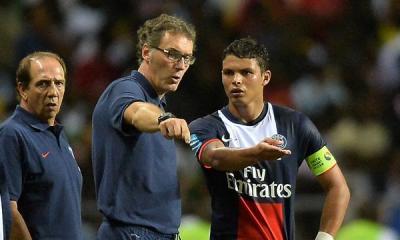 PSG - Légère inquiétude pour Thiago Silva