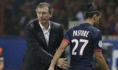 PSG - Laurent Blanc peut remercier Pastore pour Didier Roustan !