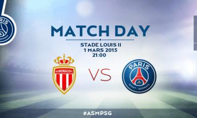 Monaco - PSG : les compositions officielles