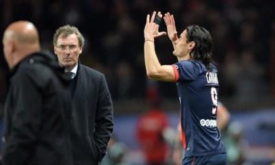 Mercato - Cavani resterait au PSG que si Blanc quitte le club, selon Tuttosport