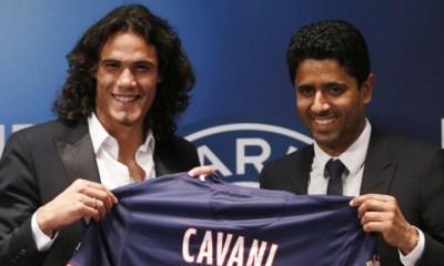 PSG- Une prolongation de contrat en vue pour Edinson Cavani