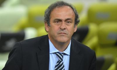 """Platini """"pense qu'on va alléger"""" le FPF et dénonce un """"monde de faux-culs"""""""