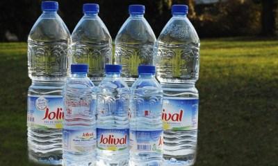Sponsors- Le PSG a une nouvelle eau