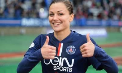 Une féminine du PSG rejoint les ambassadeurs Nissan pour l'UEFA Champions League
