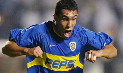 Mercato - Carlos Tévez à Boca Juniors, c'est maintenant officiel