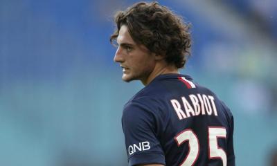 PSG - Les dirigeants comptent sur Adrien Rabiot la saison prochaine !