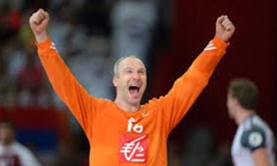 """Hand - Thierry Omeyer: """"La cage, c'est là où je me sens bien"""""""