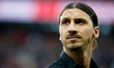 Zlatan Ibrahimovic sera présent pour la sortie de son parfum demain