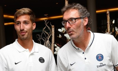 Laurent Blanc s'agace des critiques envers Trapp et le défend encore