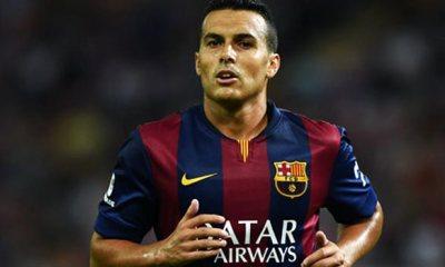 """Mercato - Pedro très proche de Manchester United, il """"manque quelques détails"""""""