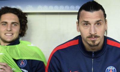 "PSG - Rabiot calme la polémique avec Ibrahimovic ""on en a ri!"""