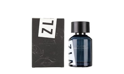 Le parfum de Zlatan mis en vente aujourd'hui