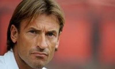 """Hervé Renard préfère """"perdre 5-0 que comme ça"""""""